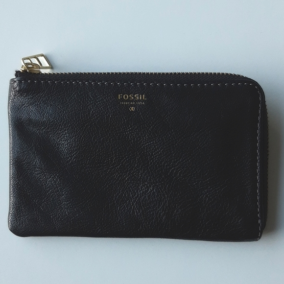 NWOT Fossil Small Leather Wallet
